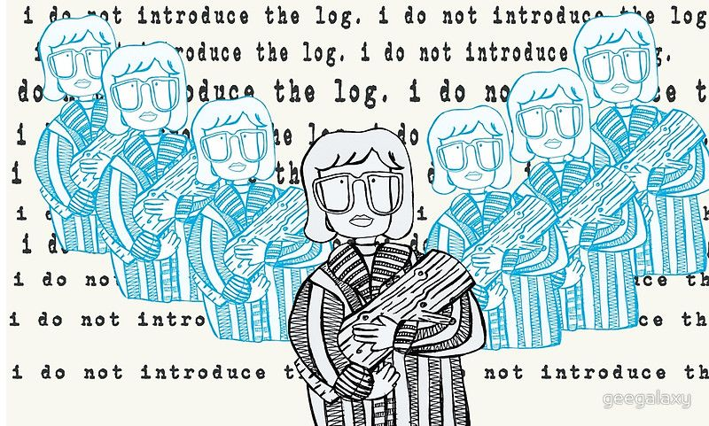 i do not introduce the log