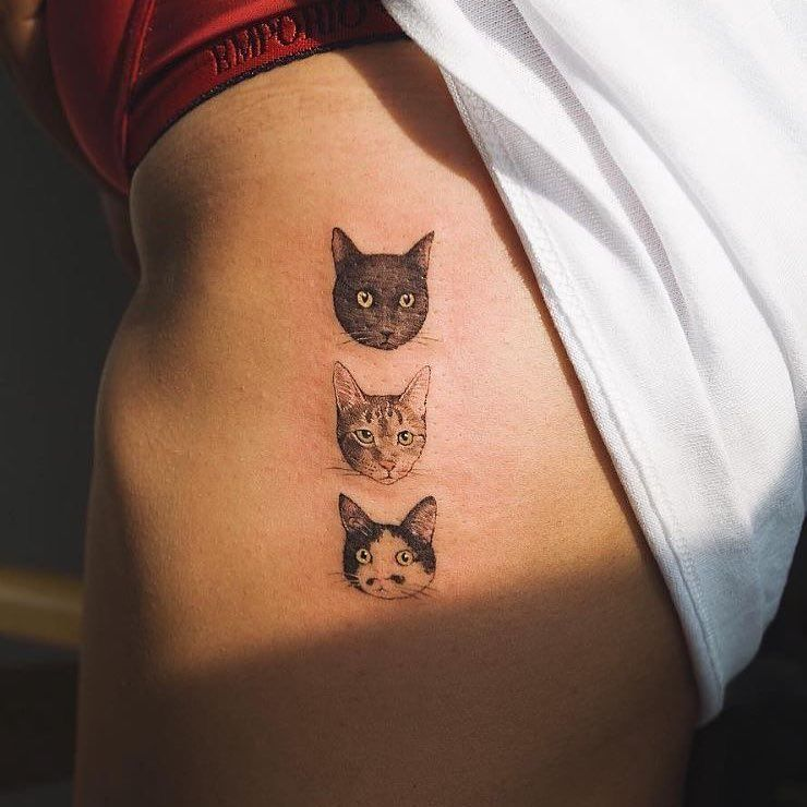 Photo of Cute tattoos for girls 2019 – lovely designs with meaning – page 18 of 42