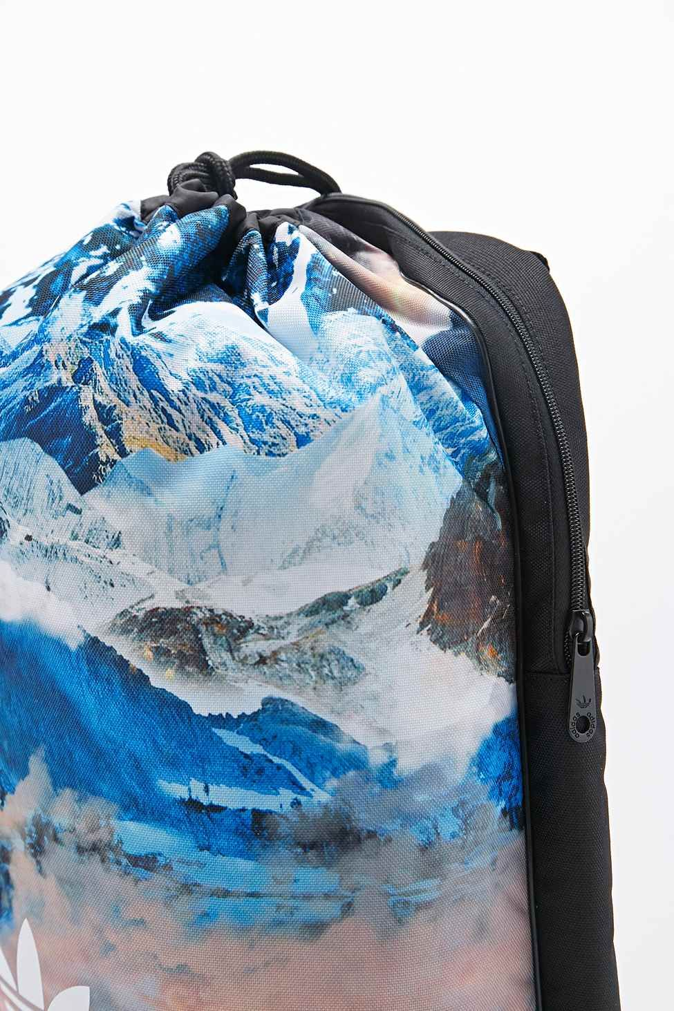 Adidas Originals Mountain Clash Backpack in Black  f9eed2a5f7983