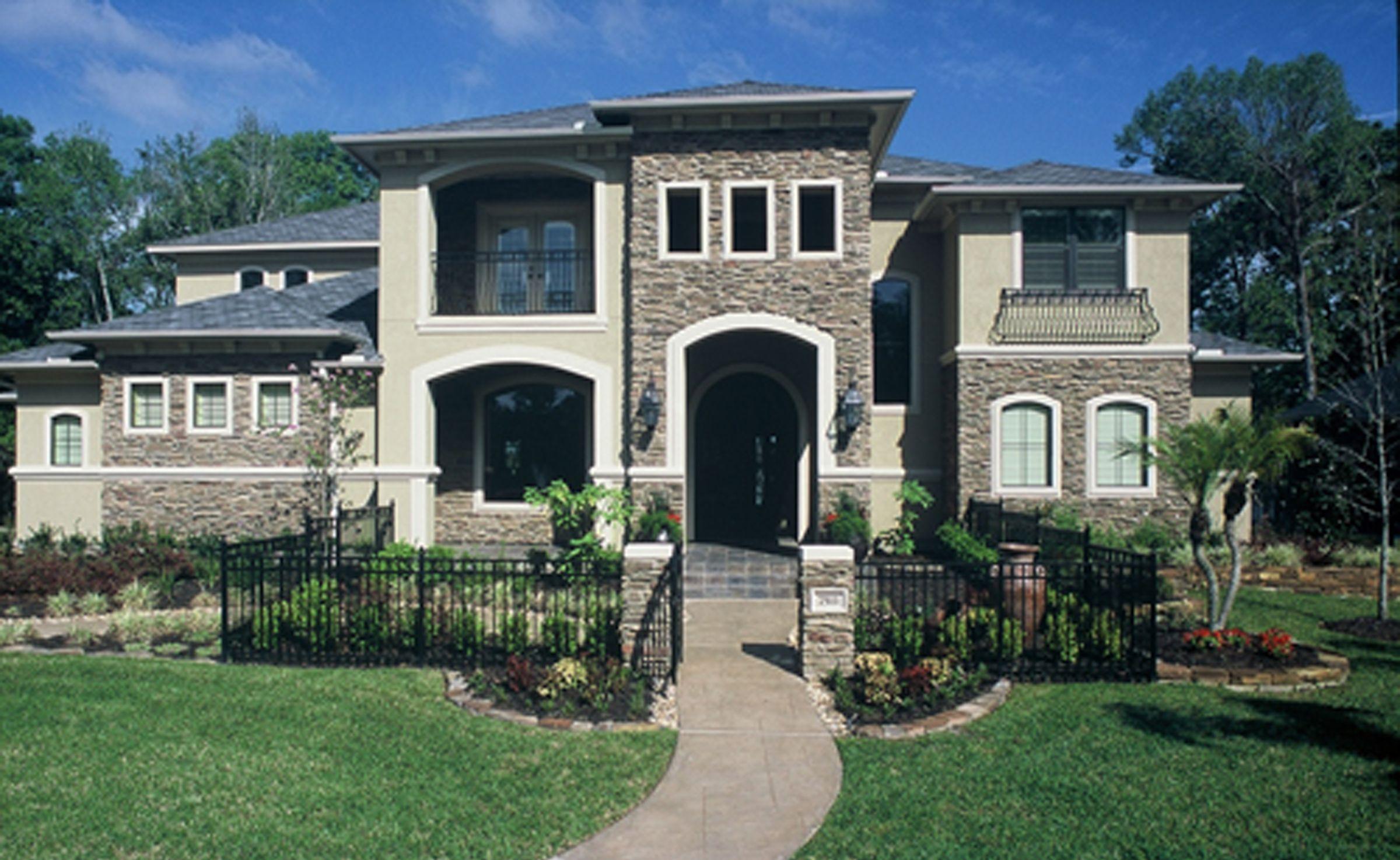 Custom Home Designers Houston Texas - Frontier custom builders inc in houston texas has mastered the art of custom home architecture