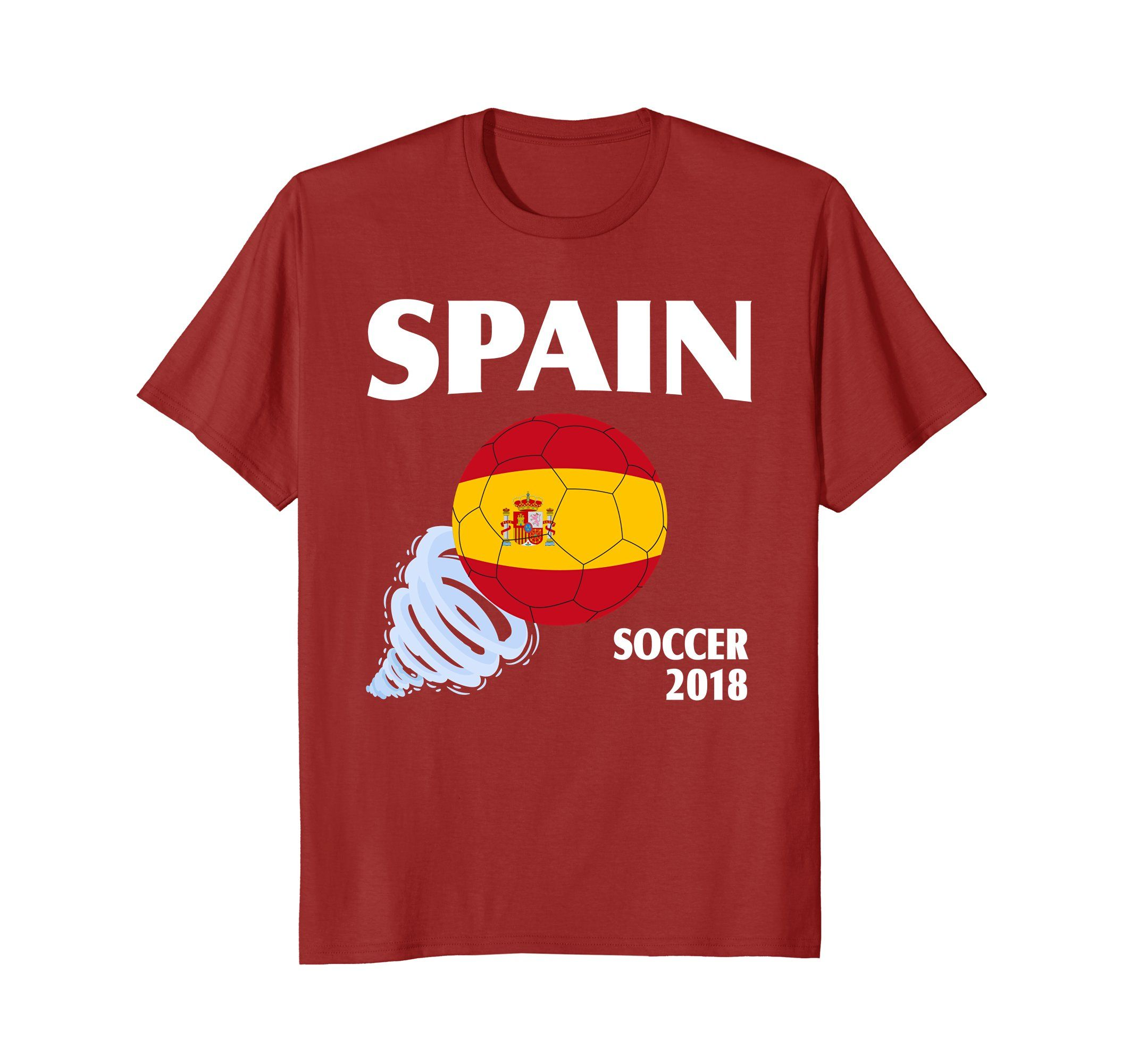 f218faf6fa6 Spanish Football Team T Shirts - DREAMWORKS