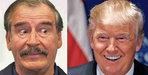 Drunk tweets? Foul-mouthed Vicente Fox challenges Trump, 'I'm not paying for that f**kin' wall'