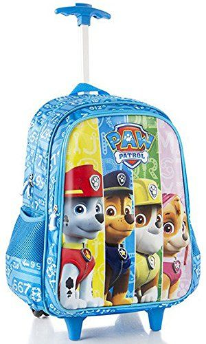Marshall /& Rocky Heys Chase Nickelodeon boys Paw Patrol lunch Bag//Box Featuring