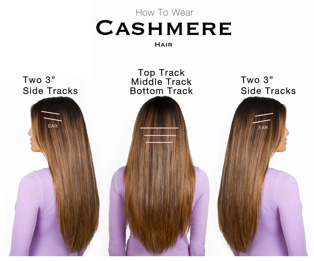 40++ Shoulder length hair extensions clip in trends