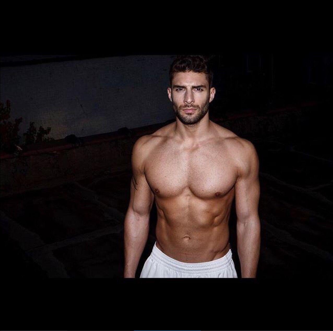 Adam Ayash | Fashion, Mens tank tops, Mens fashion