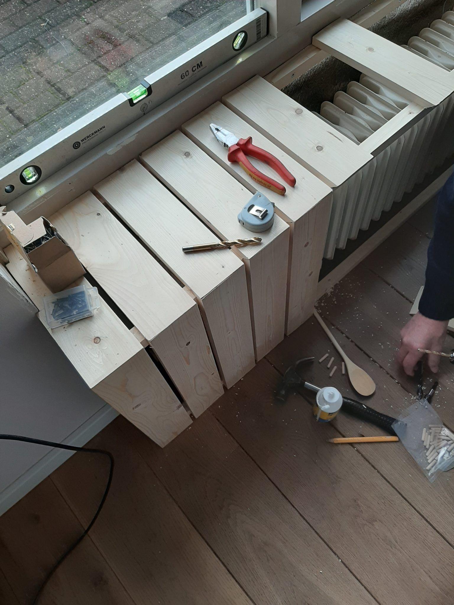 Radiatorombouw - judithspaai.nl