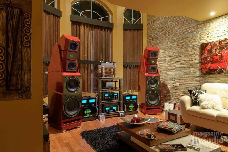 That S What A Living Room Should Look And Sound Like Audiophile Room Hifi Room Audiophile Listening Room #sound #system #living #room