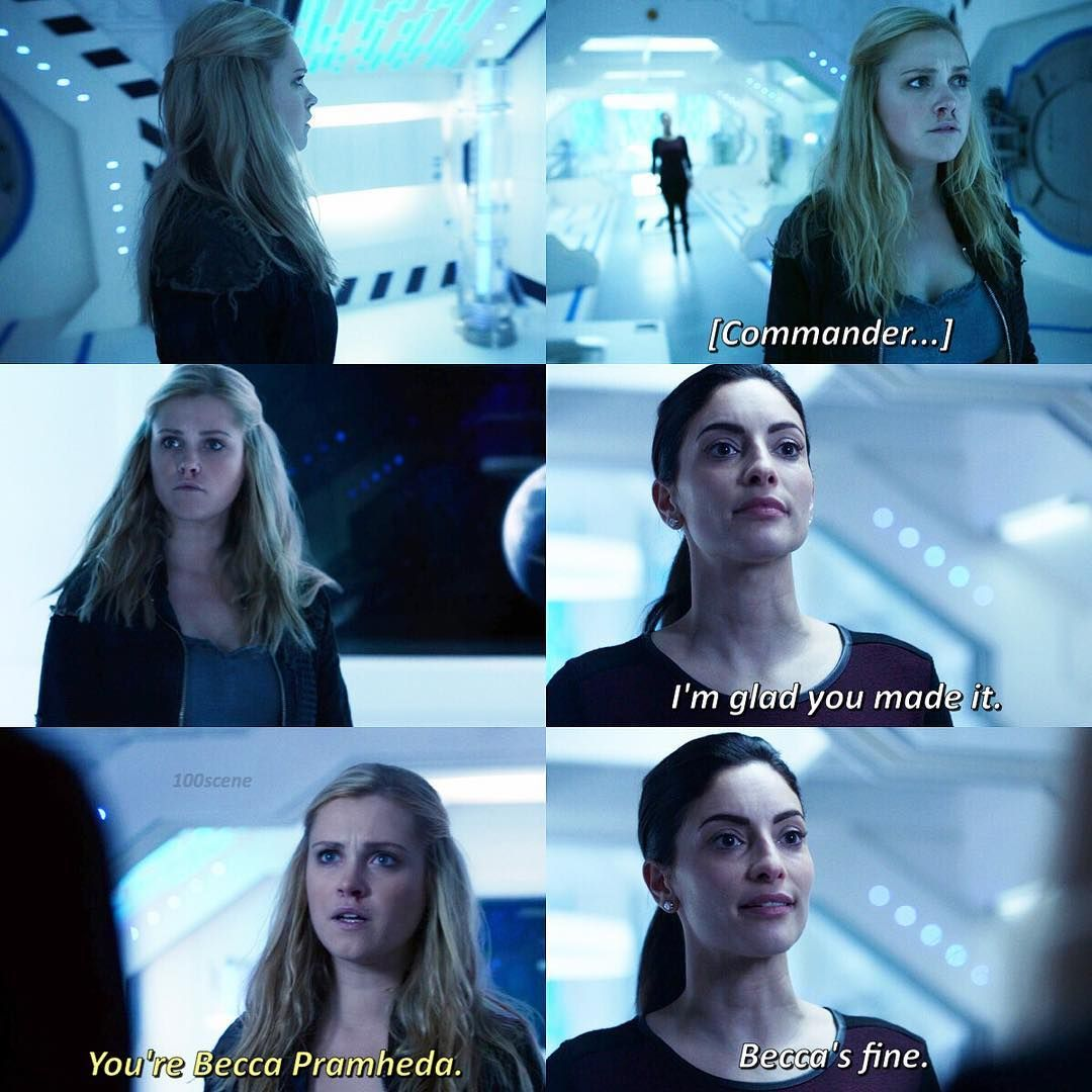 "#The100 3x16 ""Perverse Instantiation – Part Two"""
