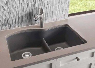 blanco silgranit sinks truffle howto install blanco sink howto pinterest sink kitchen