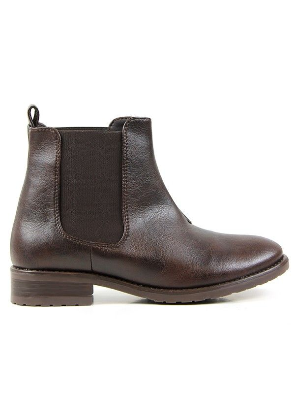 Wills London | Flat Chelsea Boots | $108