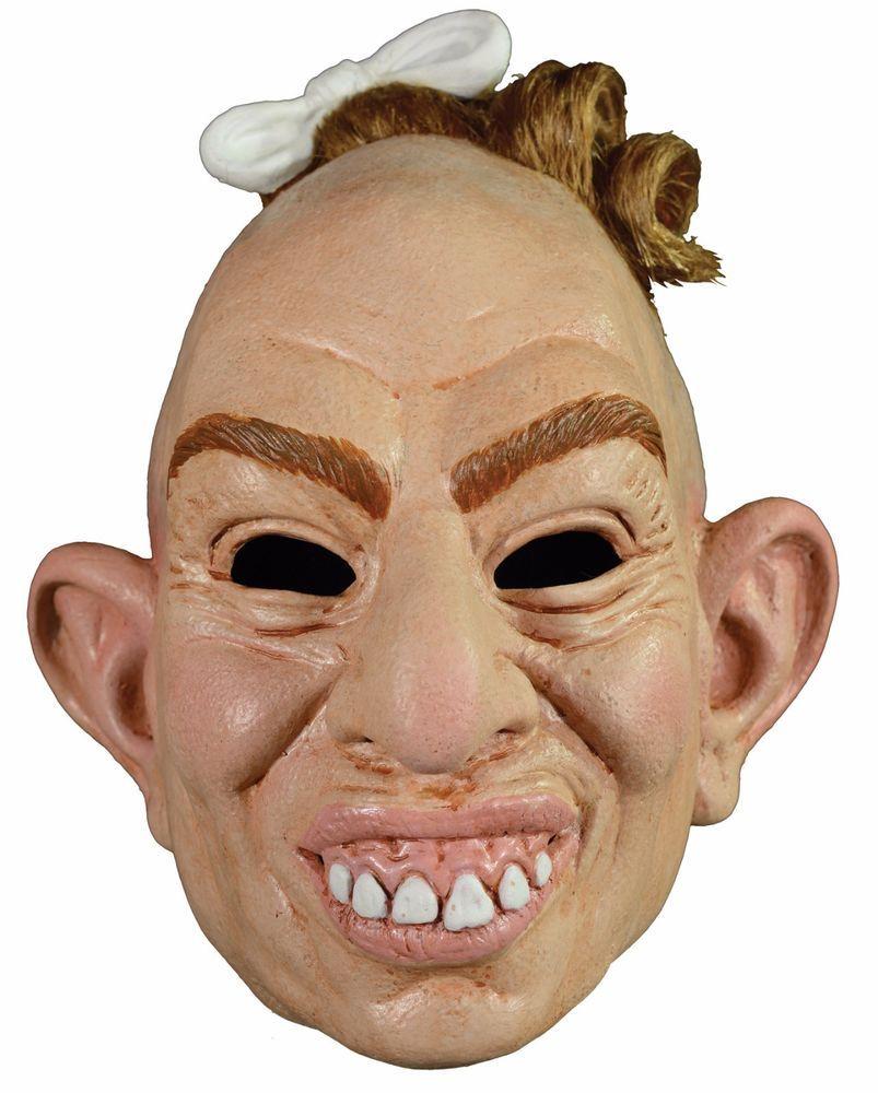 Halloween Costume Mask FX American Horror Story Pepper Freak Show ...