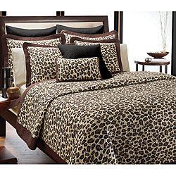 ℓyea H ℓye Aya Leopard Print Bedding Animal Print