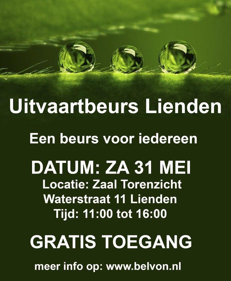 Aankondiging uitvaart beurs Lienden zaterdag 31 mei 2014. Keramiek voor buiten neemt deel aan deze beurs. Kijk op de blog voor meer informatie over de deelnemers.