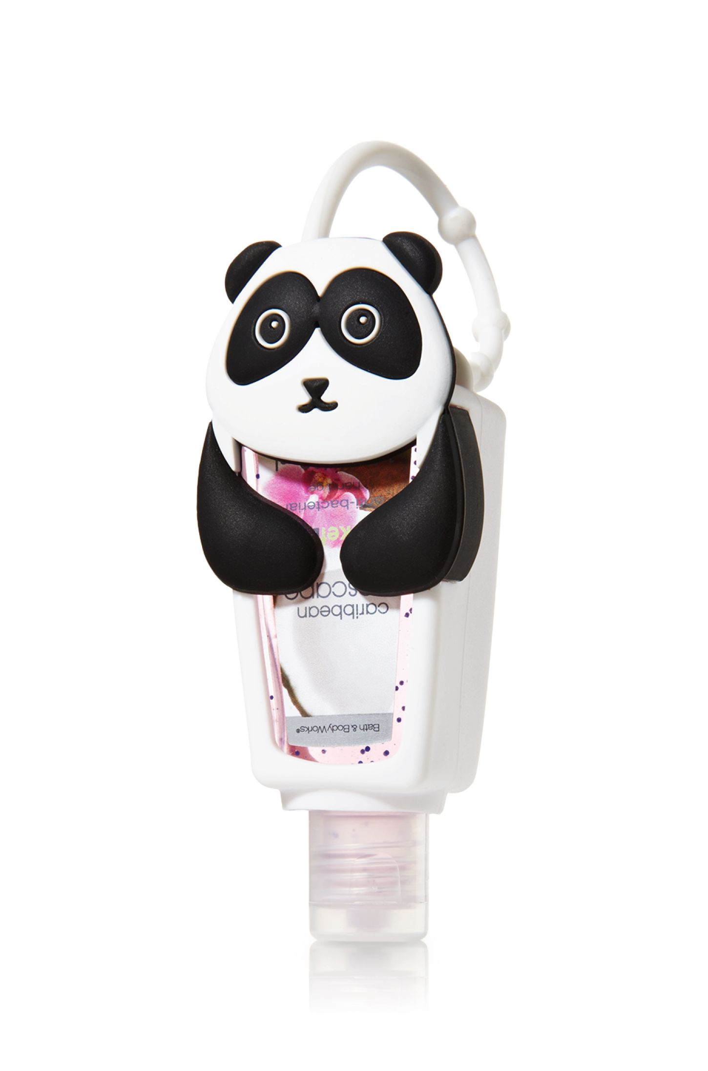 Panda Holder For Anti Bacterial Hand Wash Bath Body Works