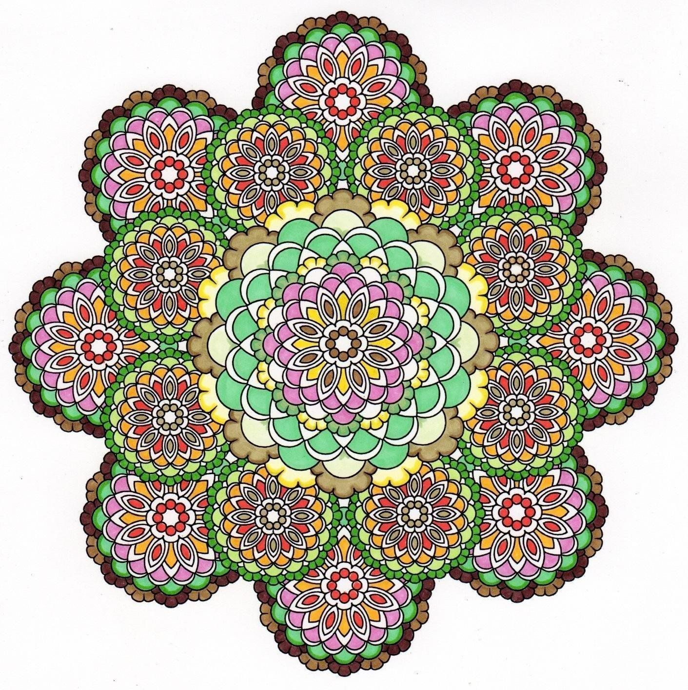 Amazon BellaBella By The Sea S Review Of Mandala Design
