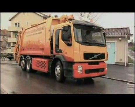 Volvo Garbage Truck Garbage Truck Trucks Truck Cranes
