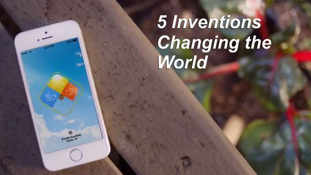 5 Inventions Changing the World Video