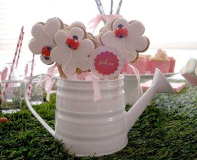 Fiestas infantiles de mariquitas ladybug party ideas - Ideas decoracion infantil ...