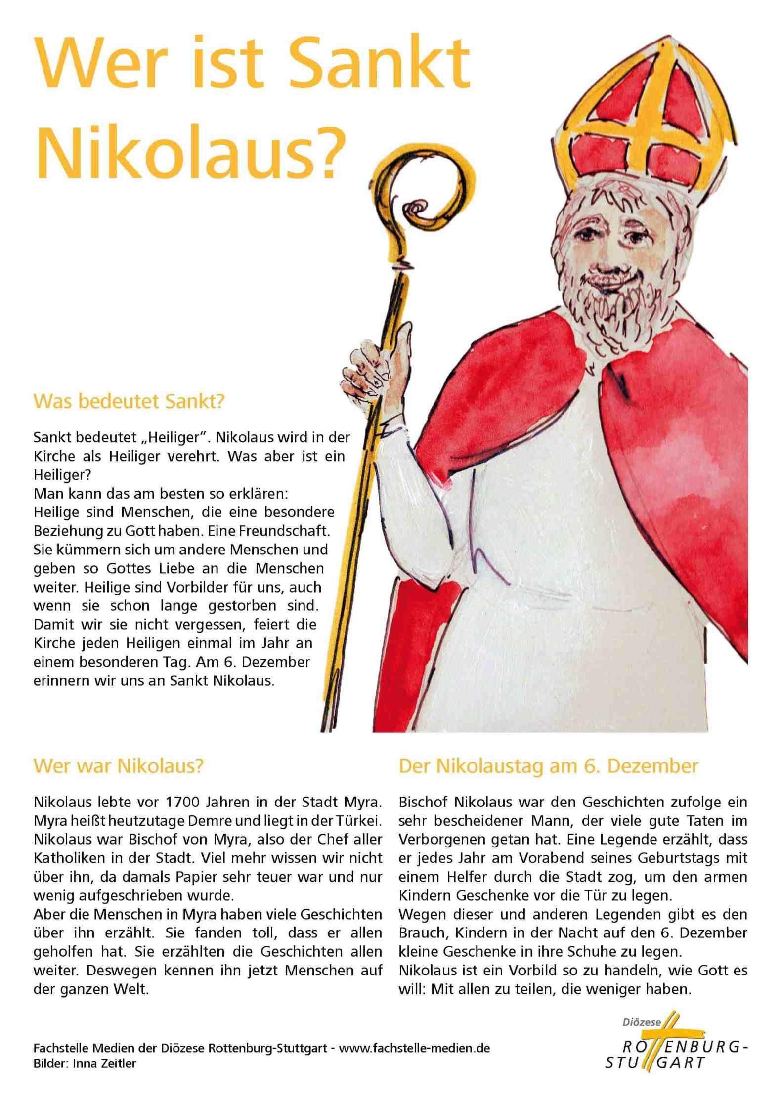 Wer Ist Nikolaus