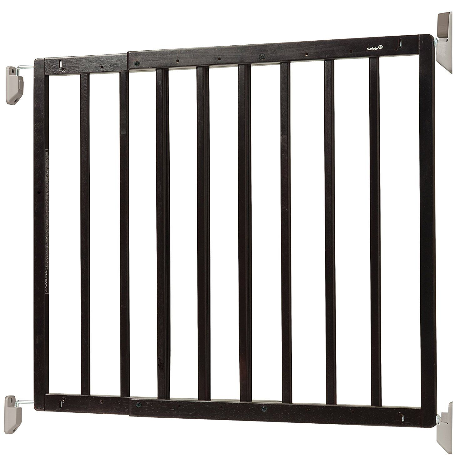 Safety 1st Top of Stairs Decor Swing Gate * Unbelievable