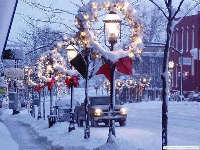 Invierno en Canada