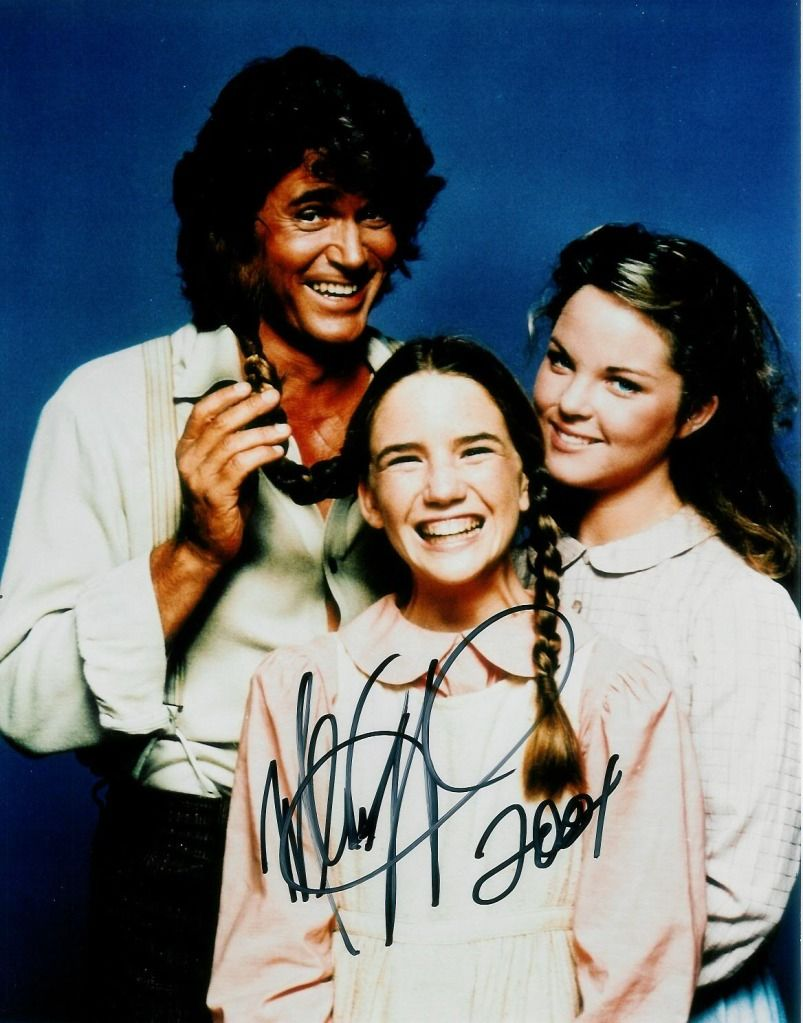 Pa, Half-Pint and Mary. Autographed by Melissa | personas y ...