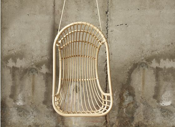 Hanging Bamboo Chair I HAVE THIS!! And Will Sell If Anyone Is Interested