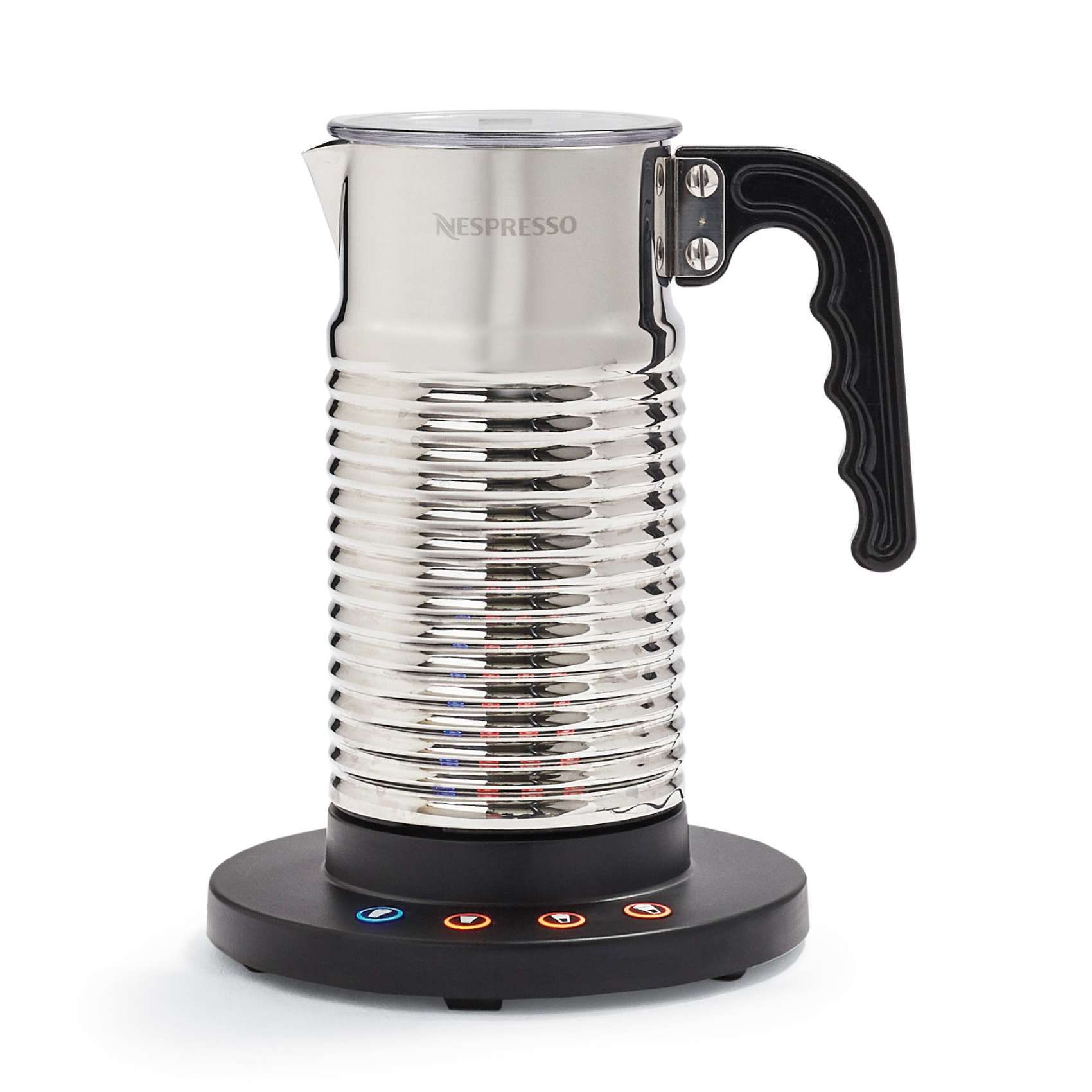 Nespresso aeroccino 4 milk frother coffee drink recipes