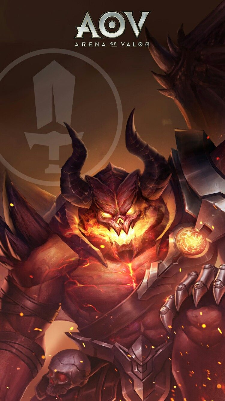 Maloch Arena Of Valor Wallpaper Pinterest Conan And Anime