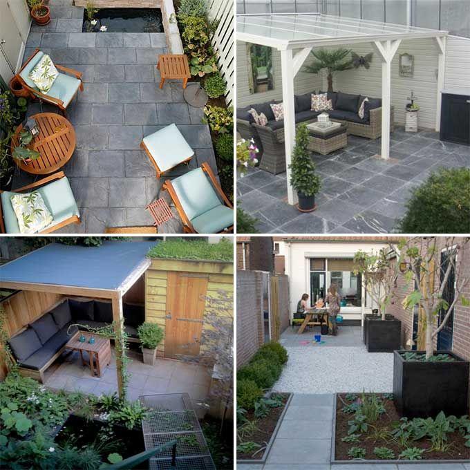 Kleine tuin inspiratie google zoeken kleine tuinen for Kleine stadstuin ideeen