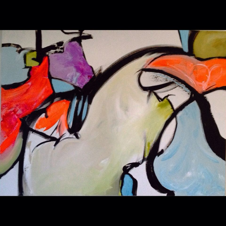 """Part of """"Pathway Series"""" by Lynn Amsterdam - original art for sale"""