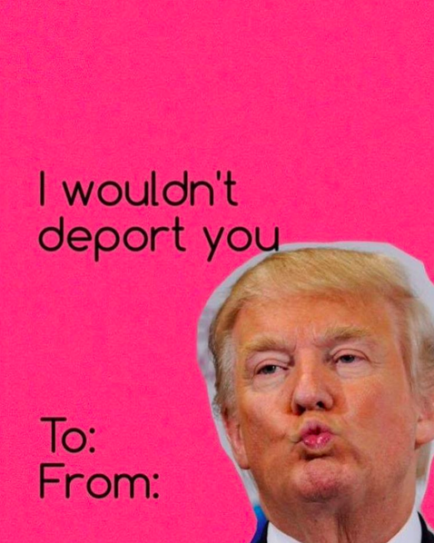 donald trump valentines cards Google Search – Funny Valentines Day Cards Meme