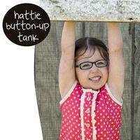 Hattie ButtonUp Tank Epattern from SewBaby.com