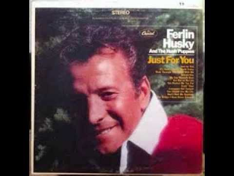 Ferlin Husky - Walk Through This World With Me - YouTube | Leona