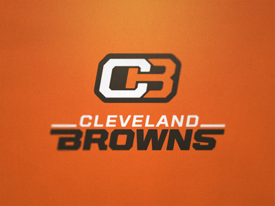 Cleveland Browns Logo Concept 3 Cleveland Browns Logo Sports