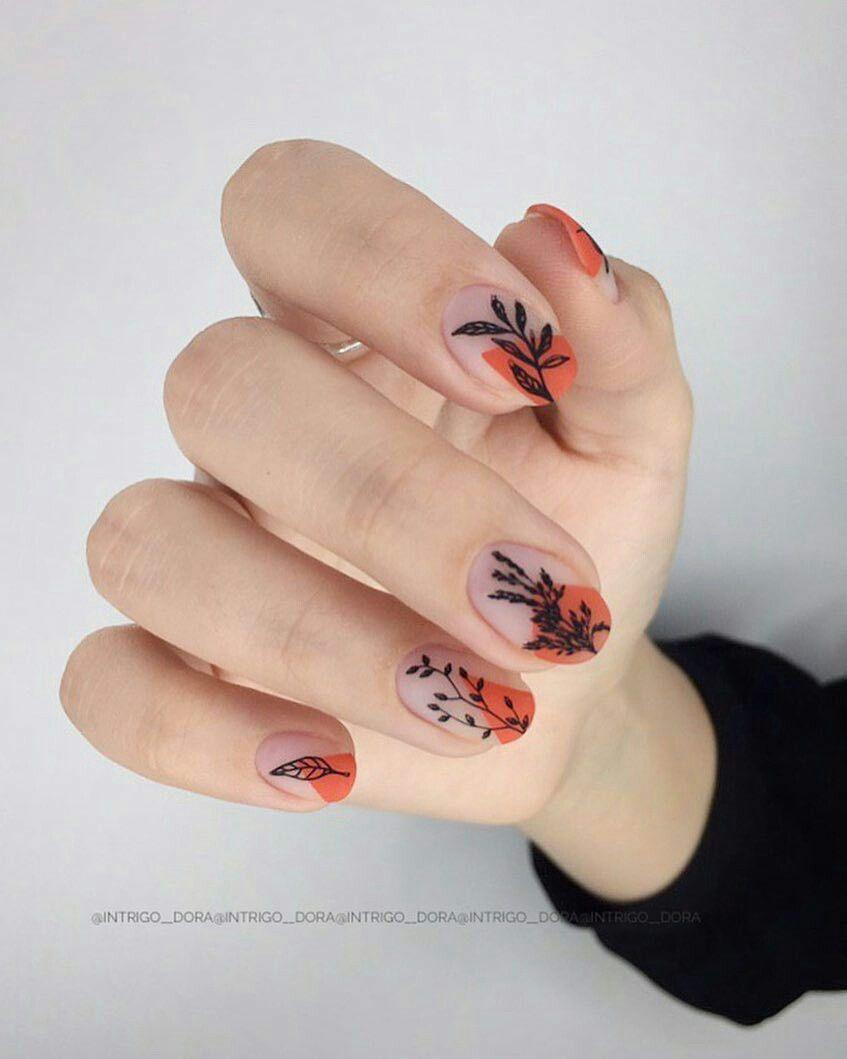 Pin By Edyta Lewandowska On Paznokietki Minimalist Nails