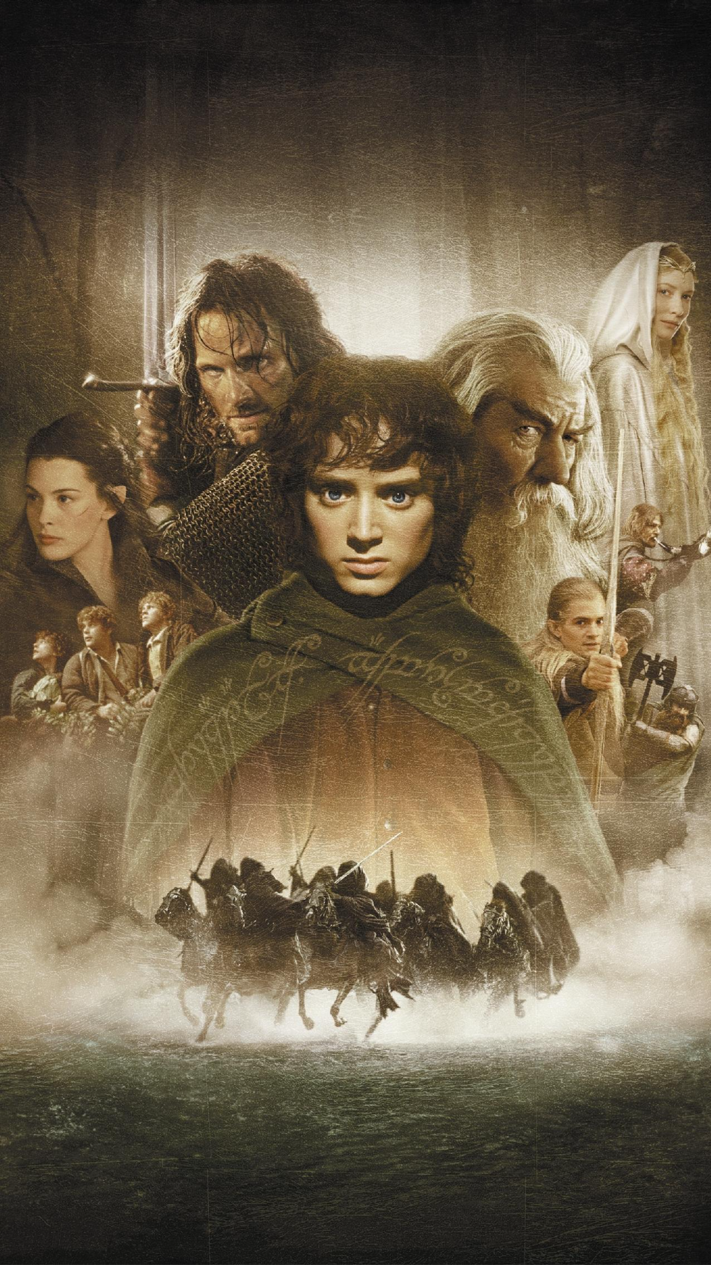 The Lord of the Rings & The Hobbit Phone Wallpapers   Moviemania