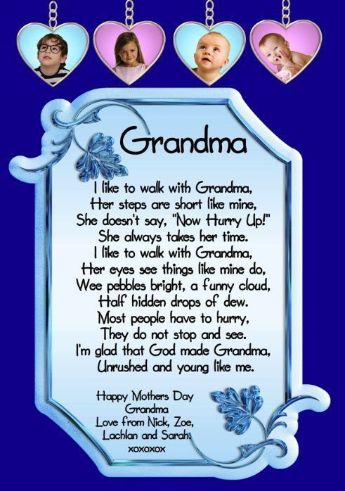 Grandmother Poems  Poem Pile  Poems  Pinterest  Grandmother
