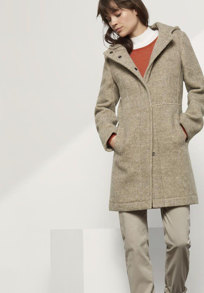 Wollwalk mantel disana