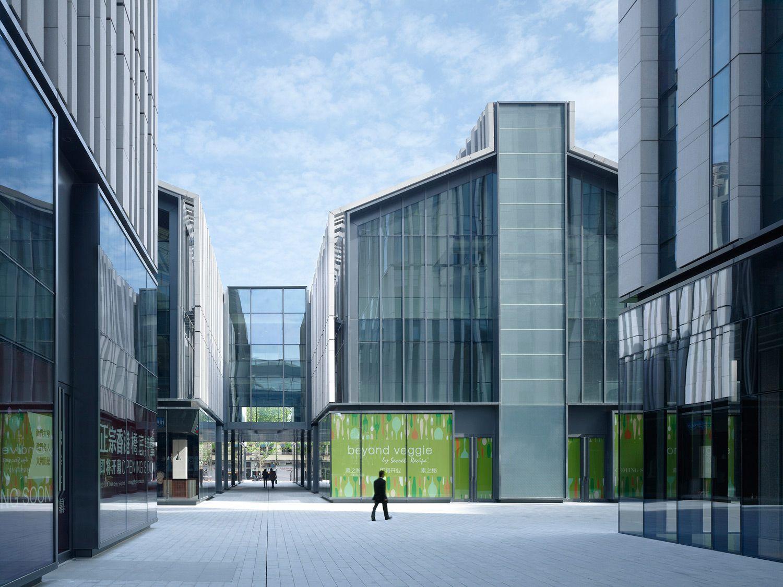 Intimes Wegenetz: Stadtquartier in Shanghai | Soho, Architekten und ...