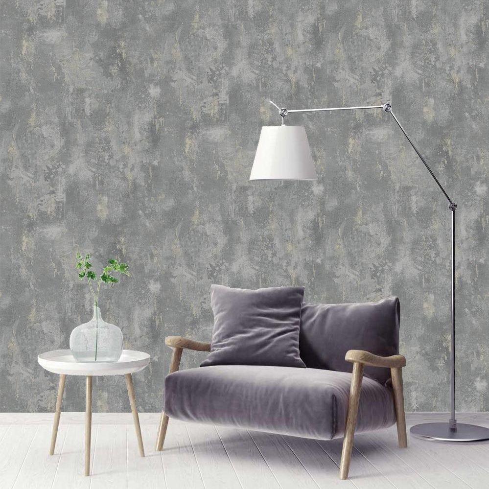 Italian Textured Concrete In 2020 Concrete Wallpaper Wall Coverings Wallpaper Decor