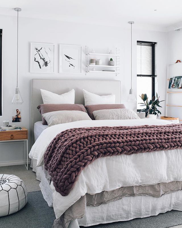 like wall decor above the bed also bedroom ideas pinterest rh