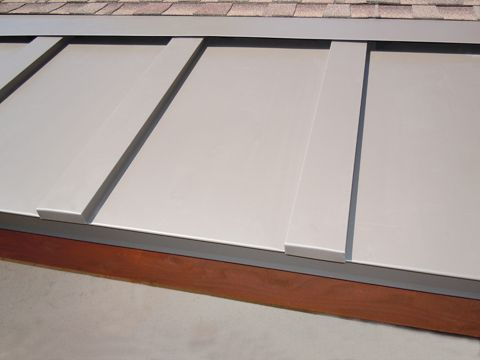 Heated Standing Seam Metal Roofing Metal Roof Roof Styles Glass Roof