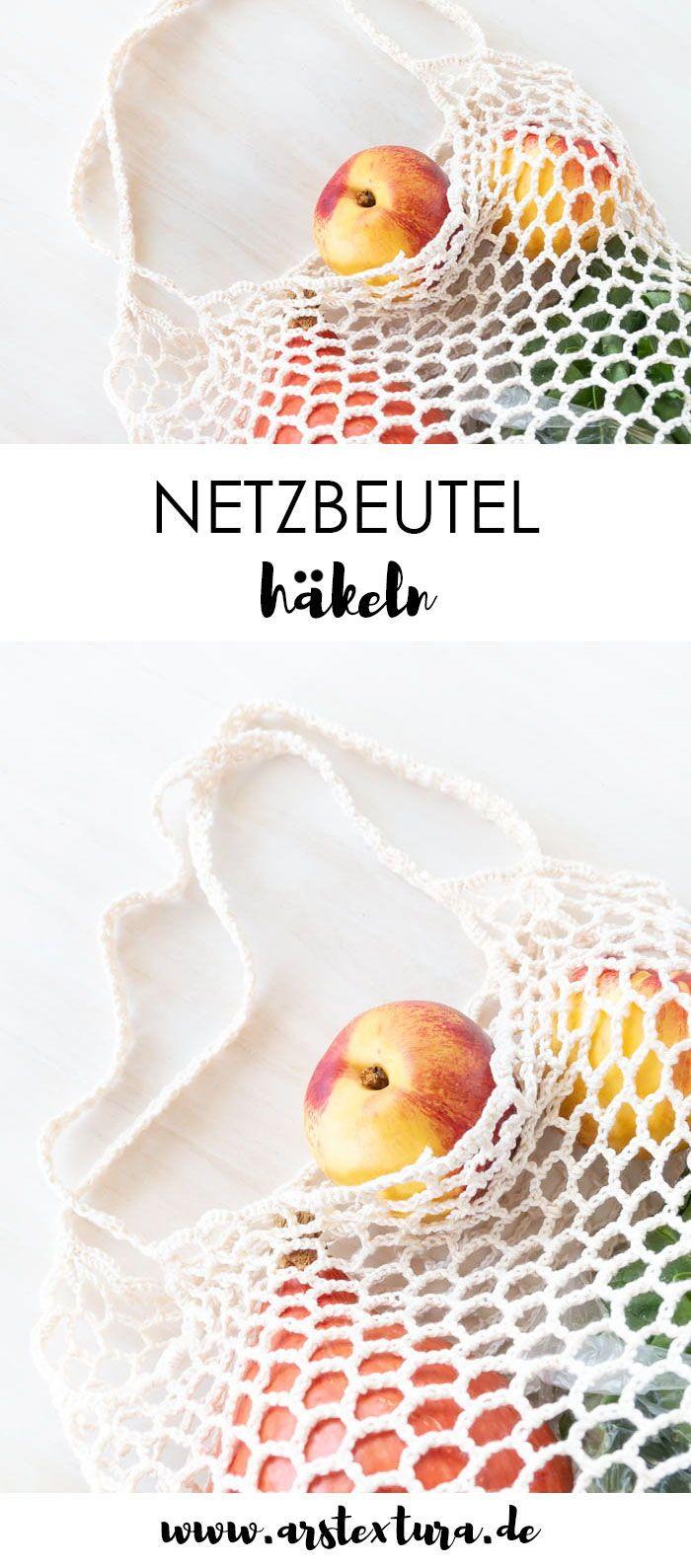 Photo of Häkeltasche – Wolle statt Plastik!   ars textura – DIY Blog