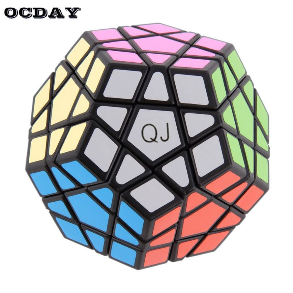 New Hot! Special Toys 12-side Megaminx Magic Cube Puzzle ...