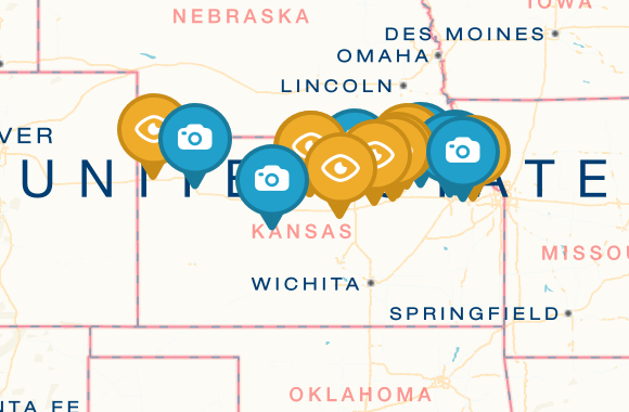 I-70 Roadside Attractions in 2019 | Road Trip | Roadside attractions on i-70 exit guide, i 70 indiana map, i-70 st. louis, i-70 travel conditions, i-70 traffic, e 470 toll map, i-70 vail pass, i-70 exit numbers, i-70 highway pittsburgh pa, i-70 utah, i 70 ohio map, i 70 kansas map, i-70 exits in illinois, route 70 map, interstate 40 route map, i-77 ohio map, i-70 west road conditions, missouri rest areas map, highway 70 map, interstate 70 map,
