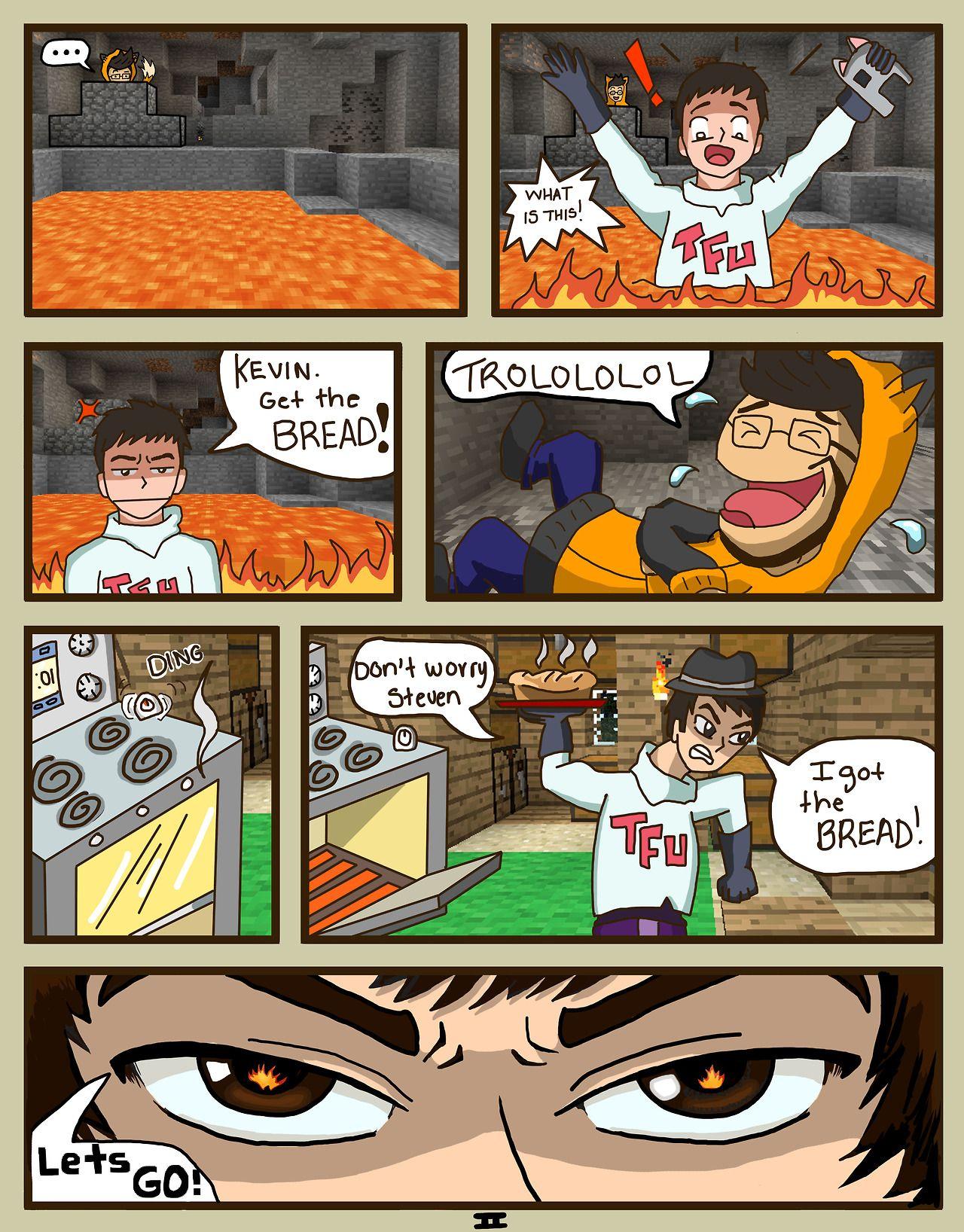 24+ Minecraft comic ideas