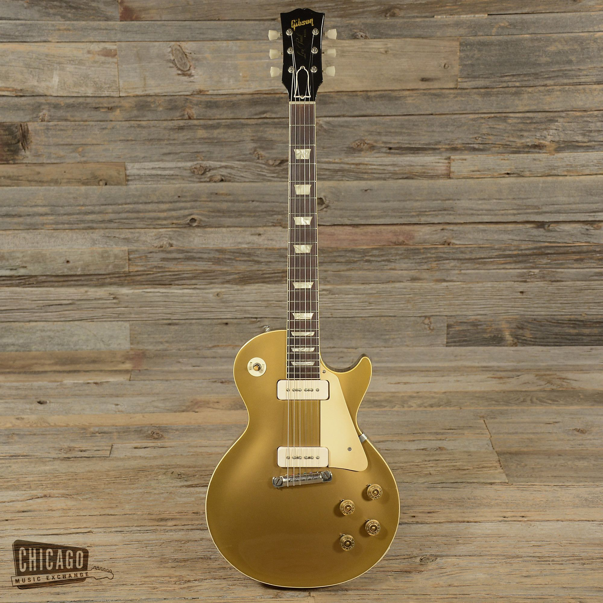 1955 Gibson Les Paul Goldtop from Chicago Music Exchange