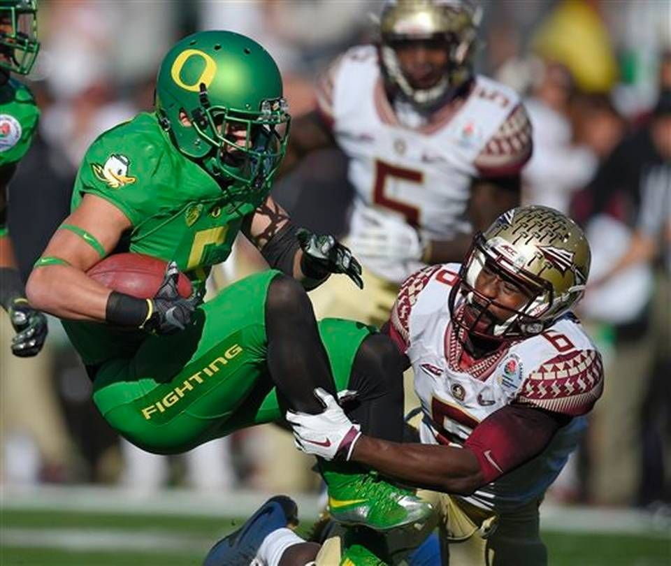 Photo gallery New Year's Day bowl games action Rose