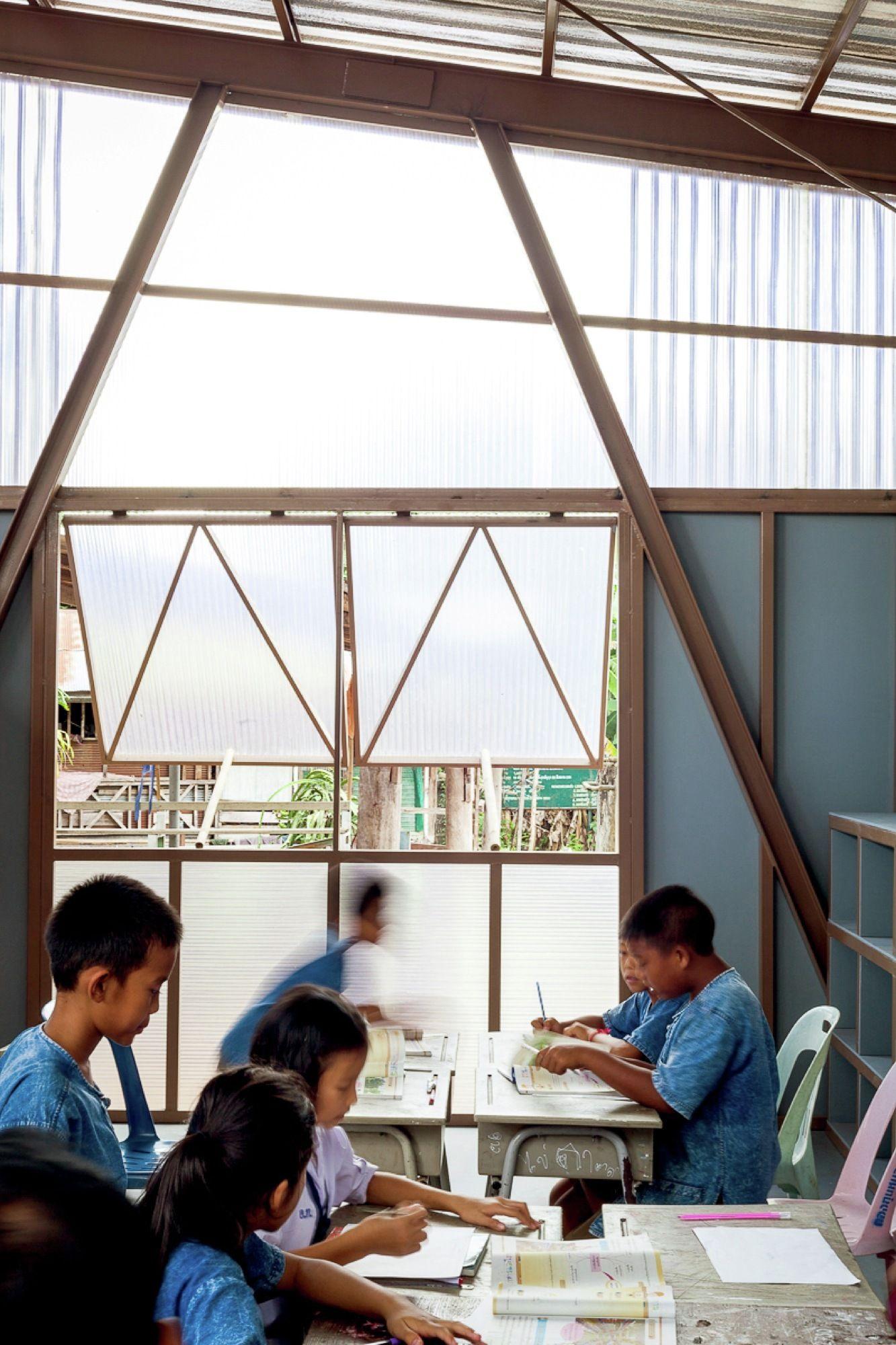 Nigeria house window design  g   alternative school designs  pinterest  school